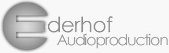 Ederhof Audioproduction –  Sprachproduktion, Sprechercasting und – Auswahl, Chor – und Orchesteraufnahmen, Schallpegelmessung, Coaching